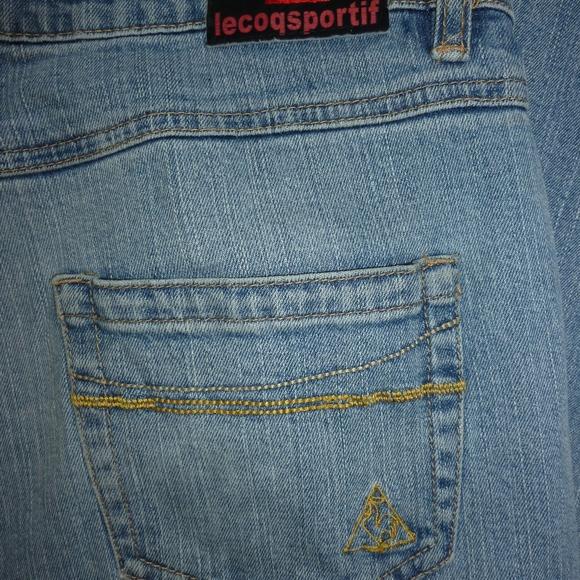 le coq sportif jeans